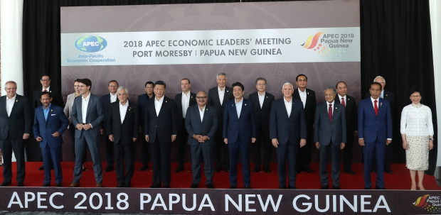 Dr M's first day at Apec summit | New Straits Times | Malaysia