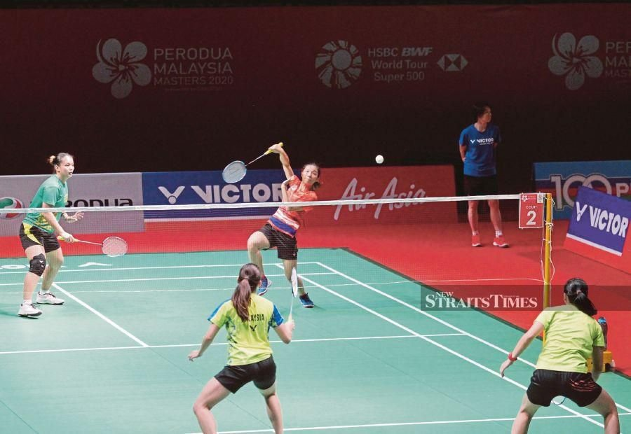 Badminton Asia said Wuhan will host their flagship event, the Badminton Asia Championships on April 21-26. -NSTP/EIZAIRI SHAMSUDIN