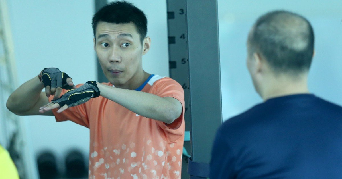 Time is not on Chong Wei's side
