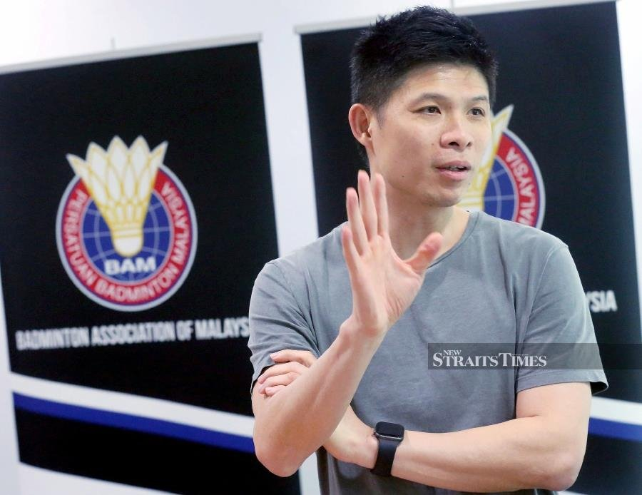 The BA of Malaysia (BAM) coaching director Wong Choong Hann made the comment after the Badminton World Federation (BWF) announced on Friday that China players have been given the green light to compete in Europe amidst fears of the Covid-19 outbreak. STR/OWEE AH CHUN.