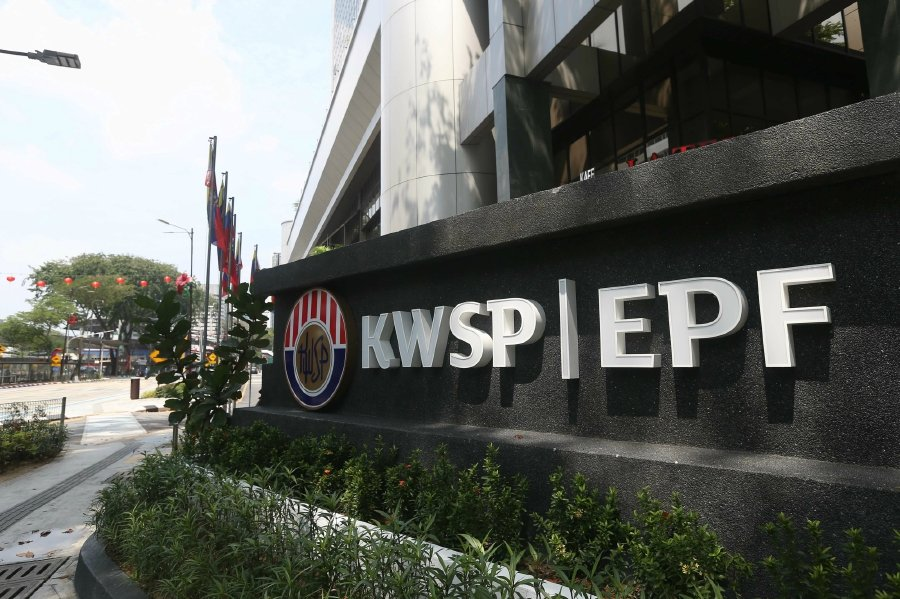 The Employees Provident Fund (EPF) has invested a total of RM4.86 billion in 192 small and medium capitalised stocks in Malaysia through both its internal and external fund managers. NST file picture.