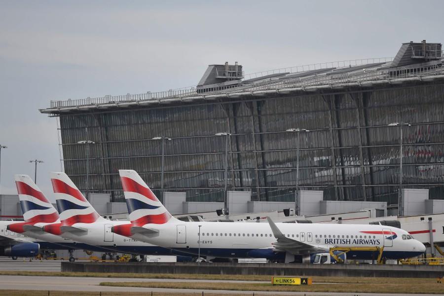 British Airways cancels 1,700 flights as pilots strike | New
