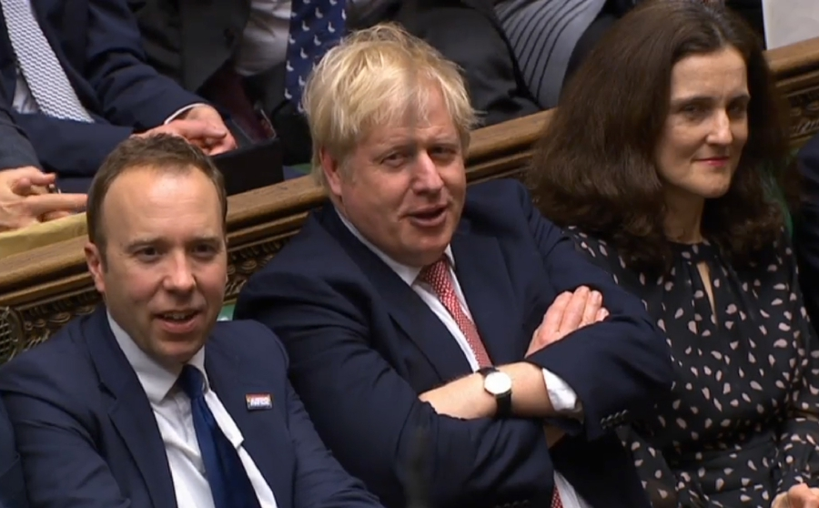Boris Johnson's Brexit deal sails through final stage of House of Commons