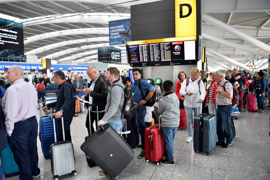 British Airways cancels flights following IT failure | New