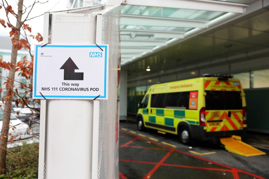 1st coronavirus death in United Kingdom  confirmed as infected cases rise to 115