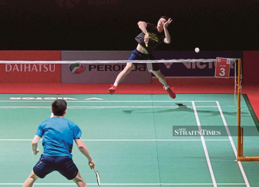 As for now, the Badminton Asia Championships (BAC) will still take place in Wuhan, the epicentre of the novel coronavirus, on Apr 21-26. - NSTP/EIZAIRI SHAMSUDIN