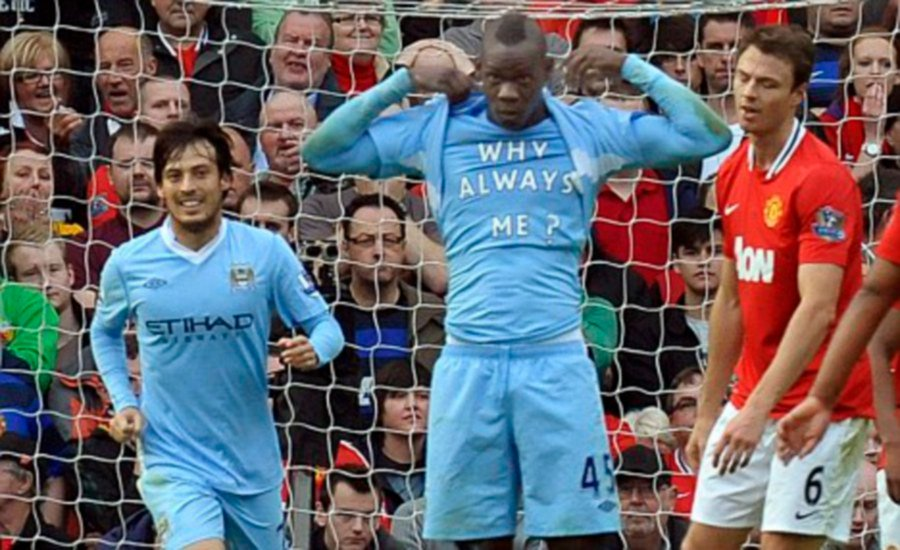 purchase cheap 8f752 a475c Balotelli eyeing Man City return | New Straits Times ...
