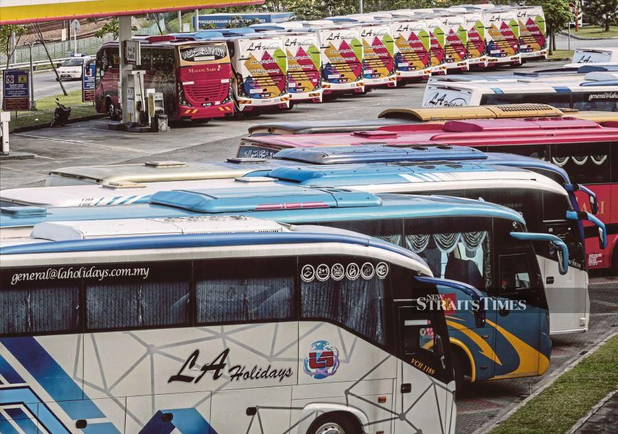Bus operators have submitted proposals to the Finance Ministry on the 2021 Budget to ensure sustainability of their service operations which had largely been affected by the Covid-19 pandemic.  - NSTP/HAZREEN MOHAMAD