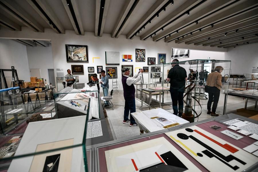 「bauhaus museum weimar 2019」の画像検索結果