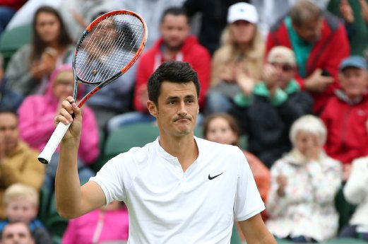 Tennis Tomic Told To Apologise For Retard Comment New Straits