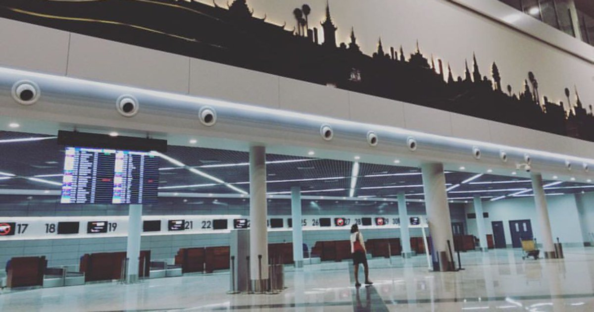 Cambodian airport receives 2019 Best Asia Pacific Regional Airport award