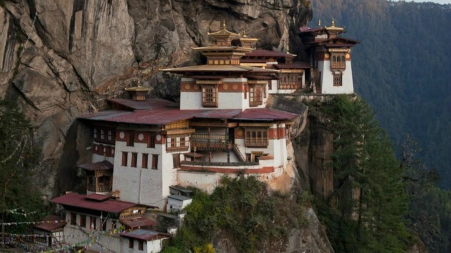 """Bhutan is introducing the """"sustainable development fee"""" following a spike in visitors that has sparked worries for the unique Himalayan kingdom's cherished ecology. - REUTERS pic"""