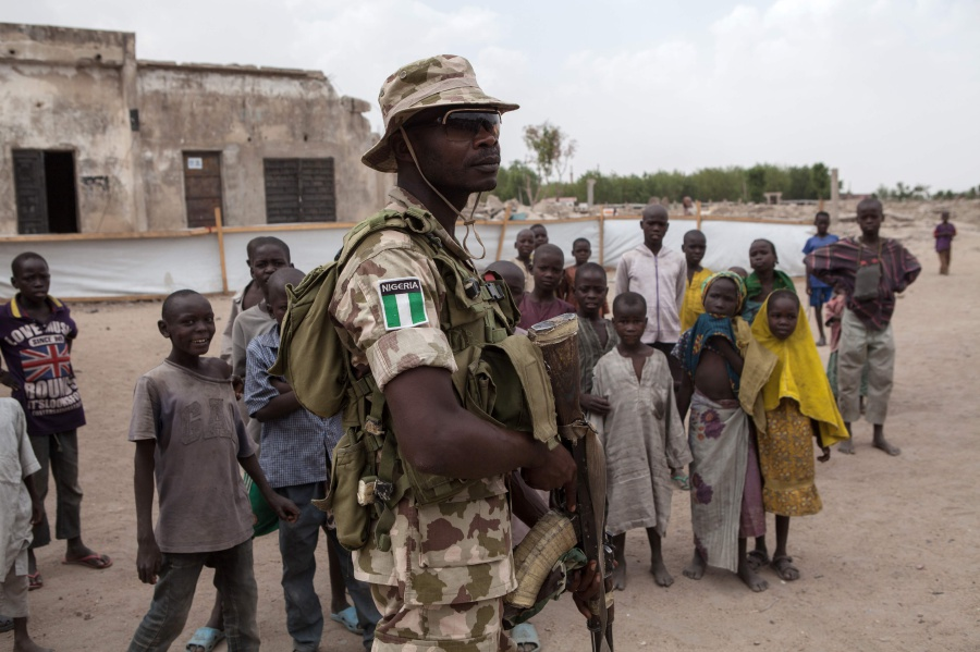 10 soldiers, 447 Boko Haram fighters killed in three months -Army