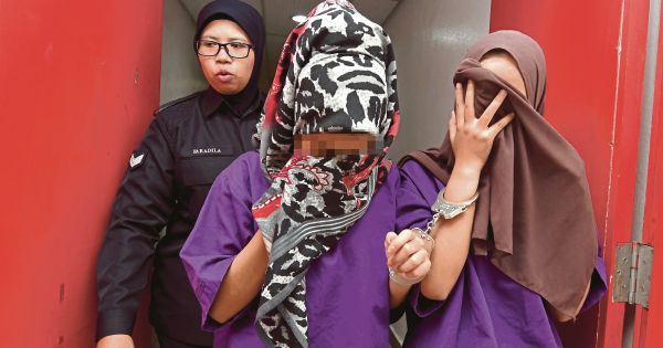 Teen girls remanded for bullying, insulting modesty of disabled man