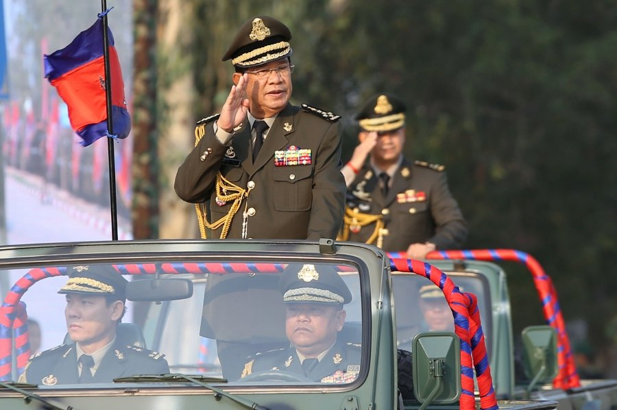 Hun Sen calls on military to 'destroy' opponents | New