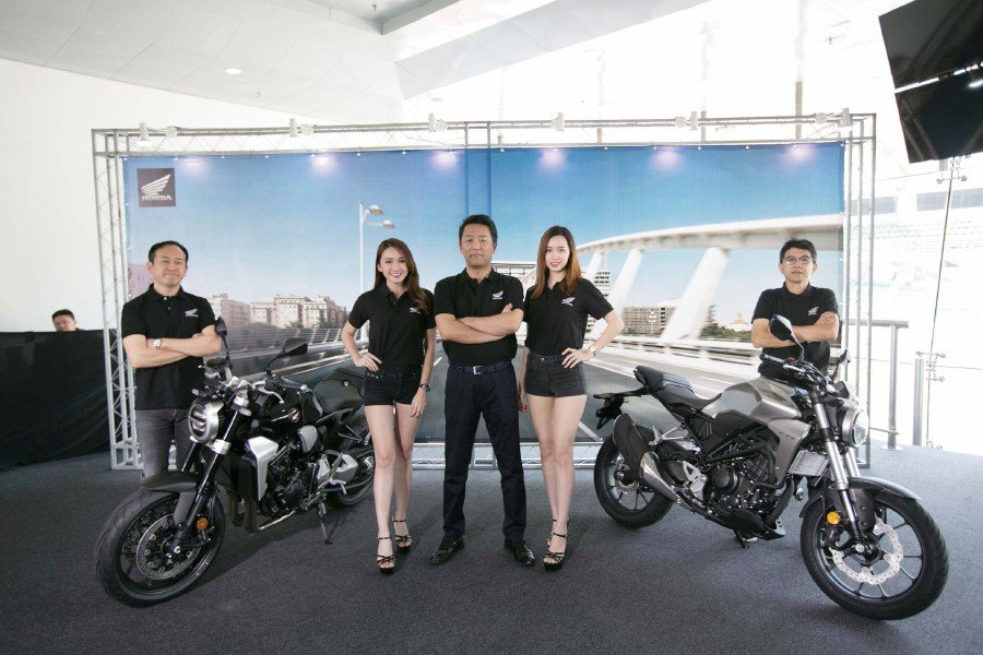Honda Cb1000r And Cb250r Launched New Straits Times Malaysia