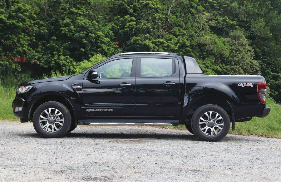 Ford Ranger The Sensible Affordable Wildtrak New Straits Times