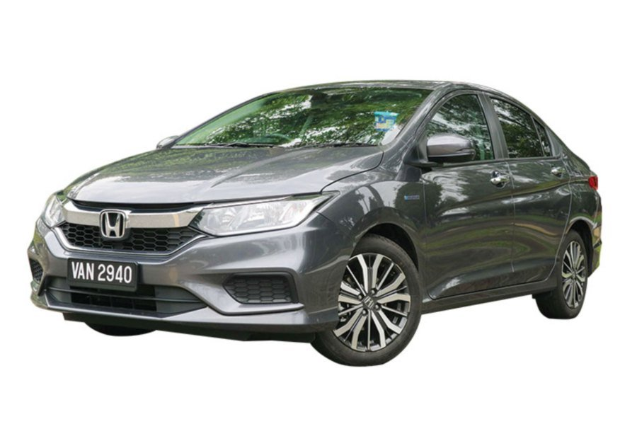Smooth Cruising With The Honda City Sport Hybrid New Straits Times