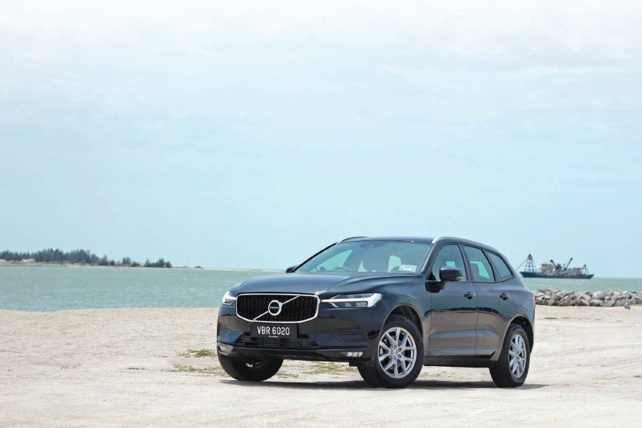 Review] Volvo XC60 T5: Advanced simplicity | New Straits Times