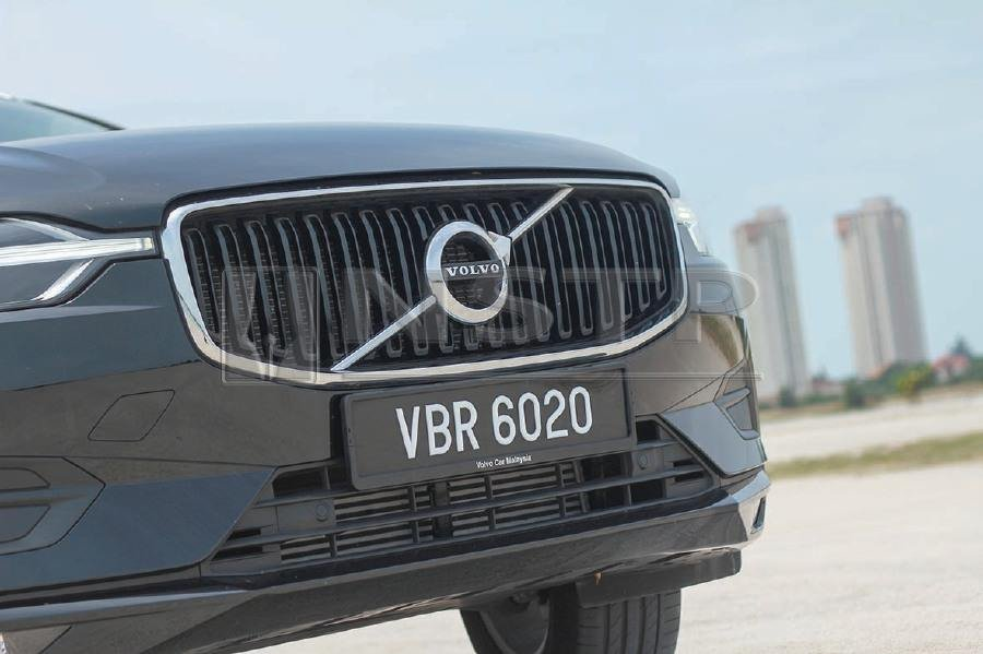 Review] Volvo XC60 T5: Advanced simplicity   New Straits