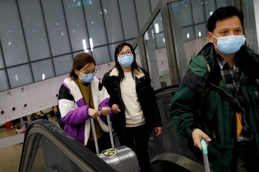 Britain working on flight home for citizens in coronavirus-hit Wuhan