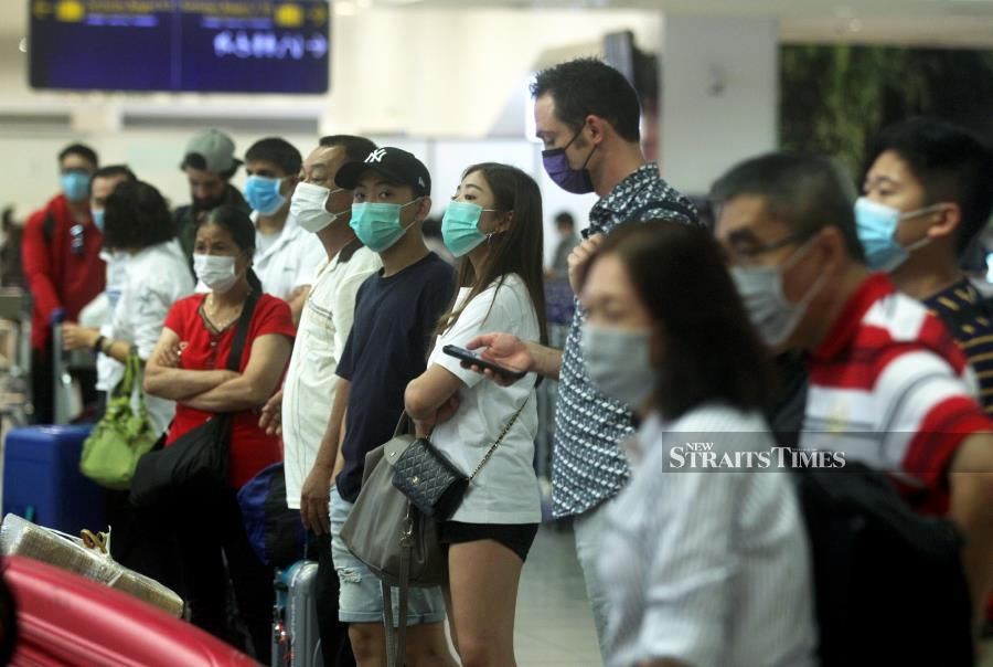 We don't have a local outbreak. Not yet. But do we want to take the chance? -NSTP/MOHD FADLI HAMZAH