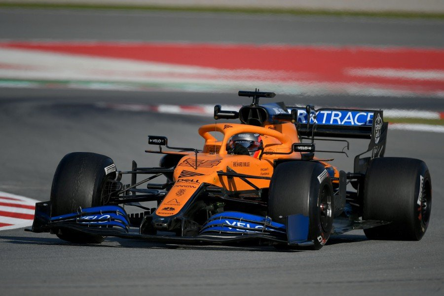 McLaren have closed their paddock hospitality at Formula One testing in Barcelona to anyone who has visited China in the past two weeks as part of measures to combat the spread of the coronavirus. -- AFP photo