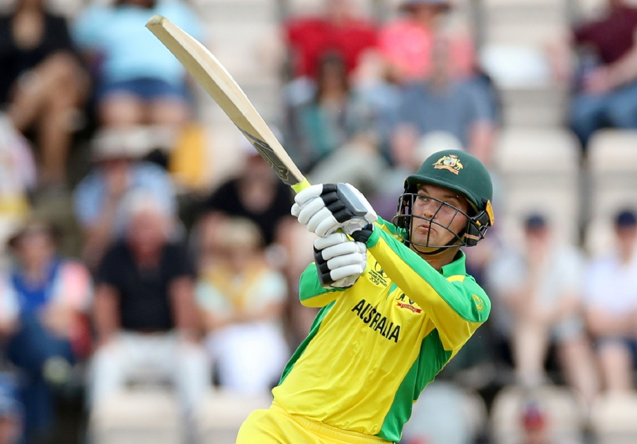 (File pix) Australia's Alex Carey in action during warm-up at The Ageas Bowl, Southampton, Britain, May 25, 2019. Reuters
