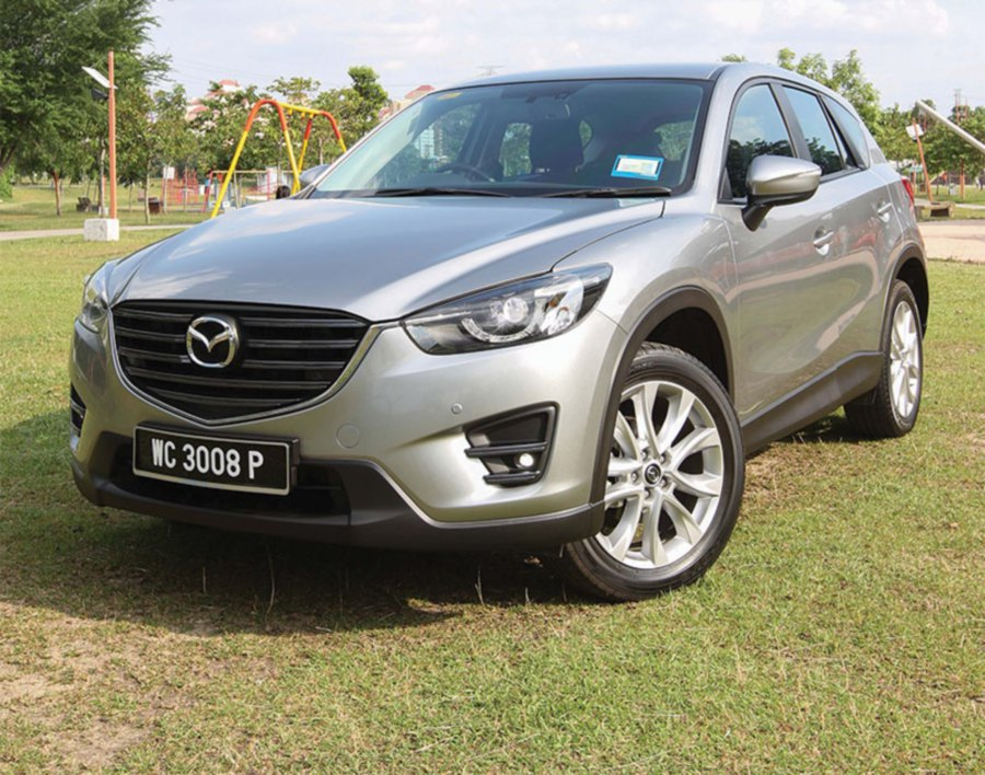 mazda cx 5 still a great suv petrol or diesel new straits times malaysia general business. Black Bedroom Furniture Sets. Home Design Ideas