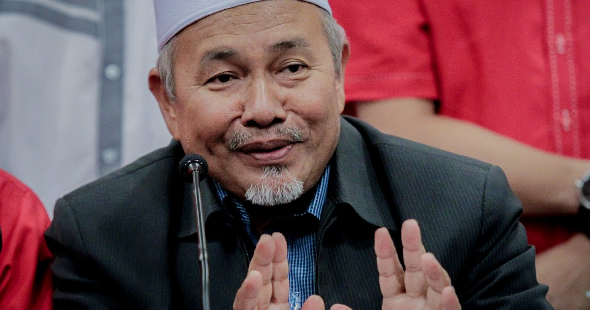 Pas opposes declaring assets, claims it is not Islamic