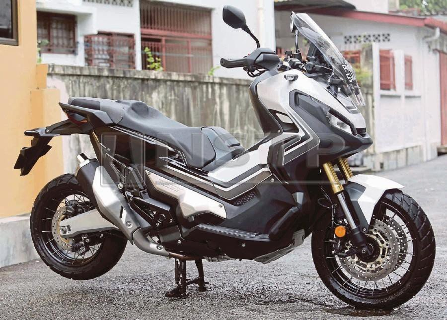 Honda X Adv In A Class Of Its Own New Straits Times Malaysia