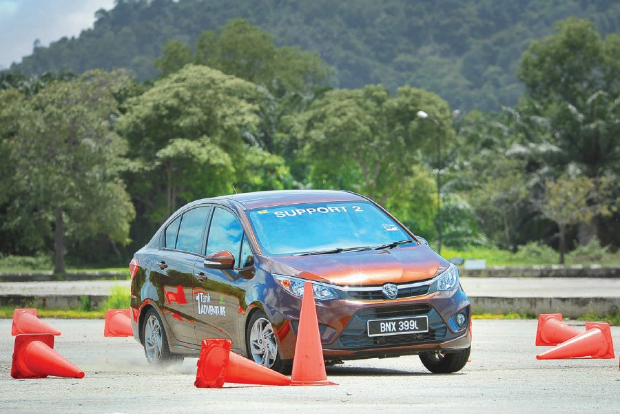 600km on a tank of fuel with Proton | New Straits Times | Malaysia
