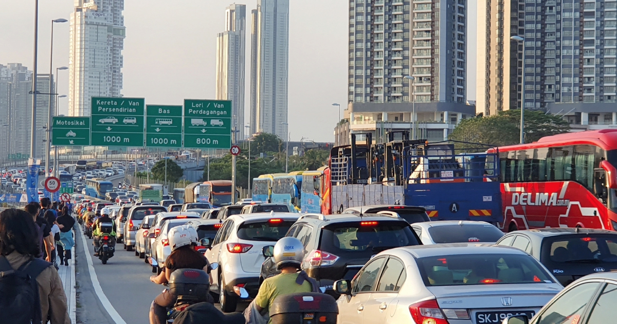 Efforts to resolve Causeway congestion in full swing