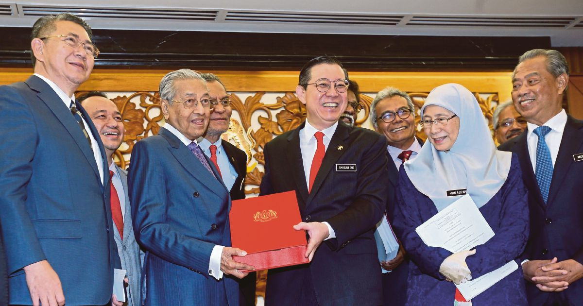 NST Leader: A bit here, and a tad there
