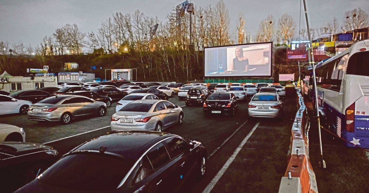 Drive-in cinema operators ready