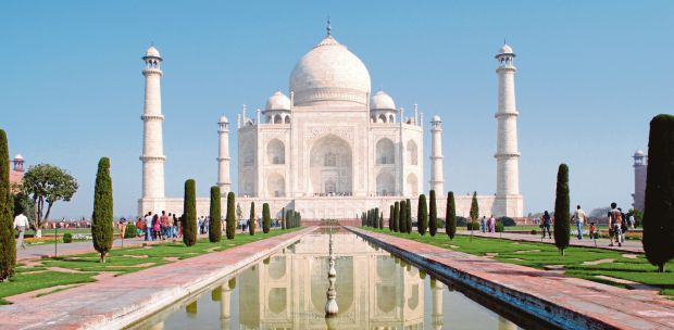 save the taj mahal