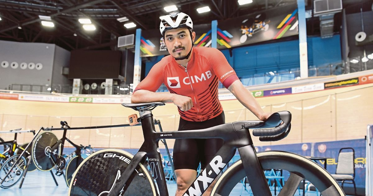 RM300k top-of-the-line bike for Azizul