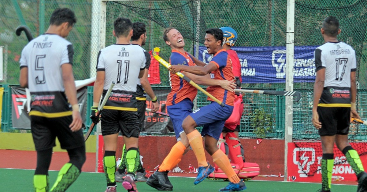 Double cheer for UniKL