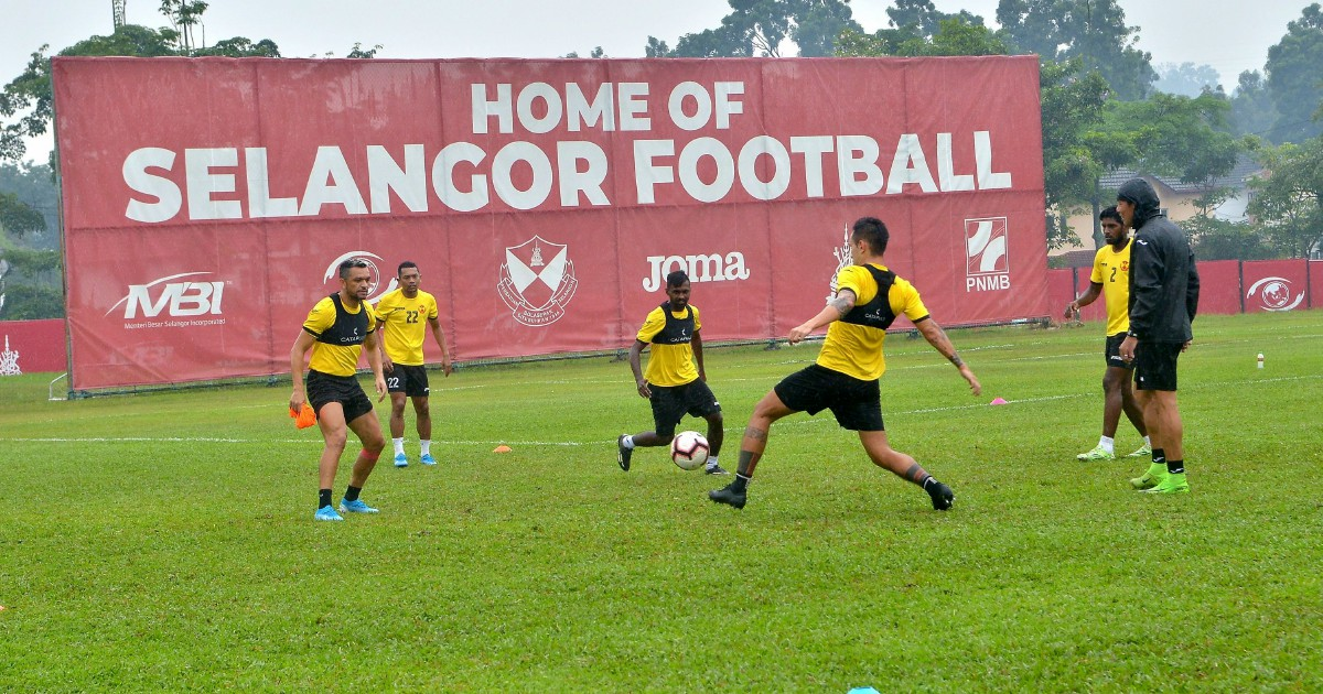 Red Giants should rise again to capture Malaysia Cup