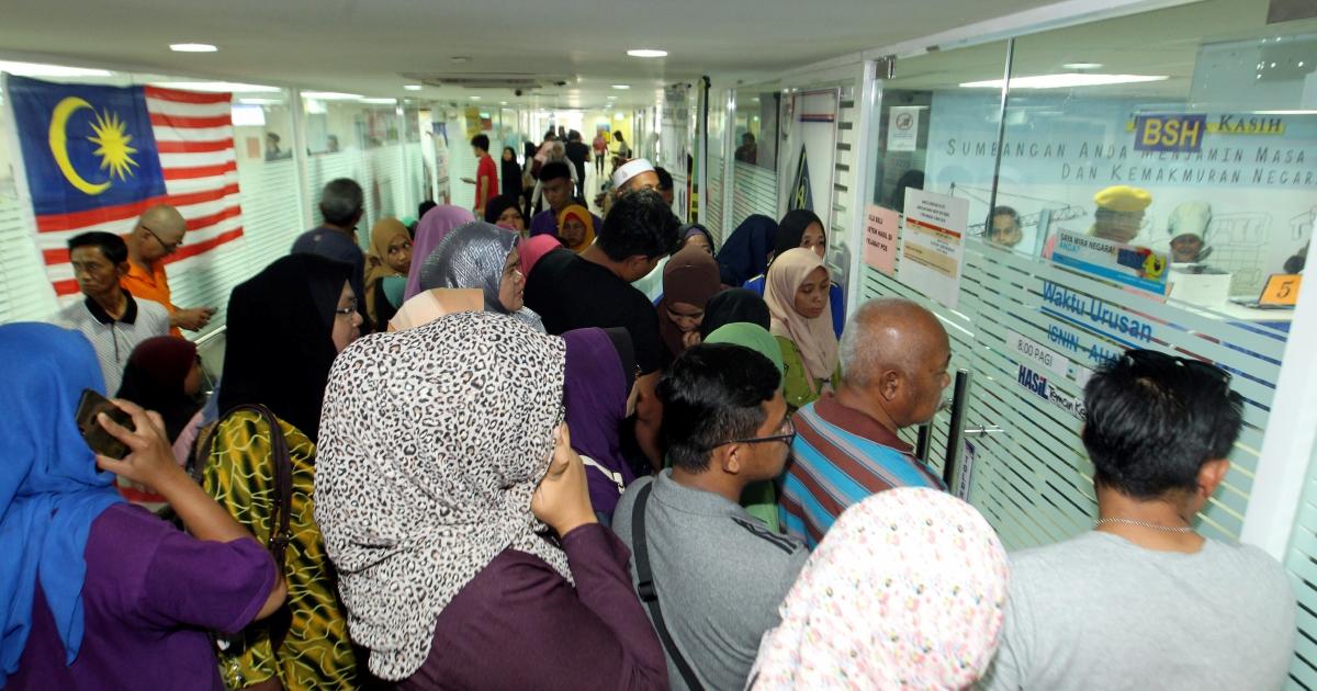 Moneyless in Malaysia