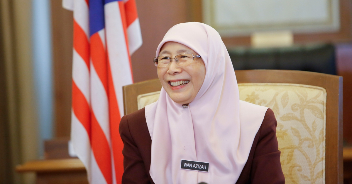 Who will succeed Wan Azizah as DPM?