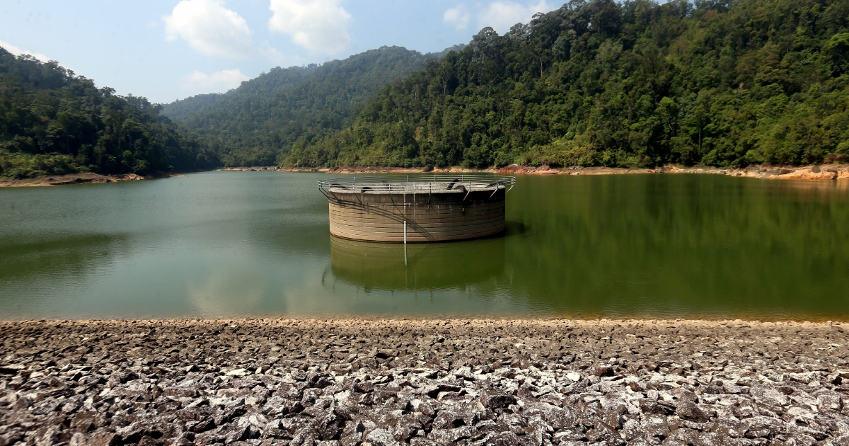 NST Leader: Managing our water resources