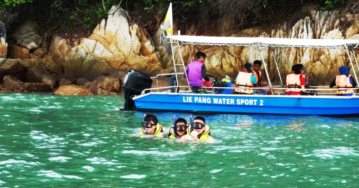 GO: Chilling out in Pangkor | New Straits Times | Malaysia