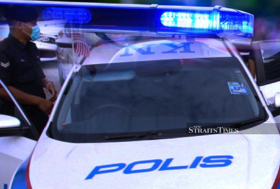 Police here have opened an investigation into an incident where a Year One pupil was injured after being slapped by a teacher at a religious school here. - NSTP file pic