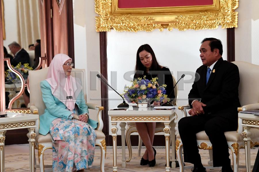 Friendship bridges' for Msia and Thailand to improve border