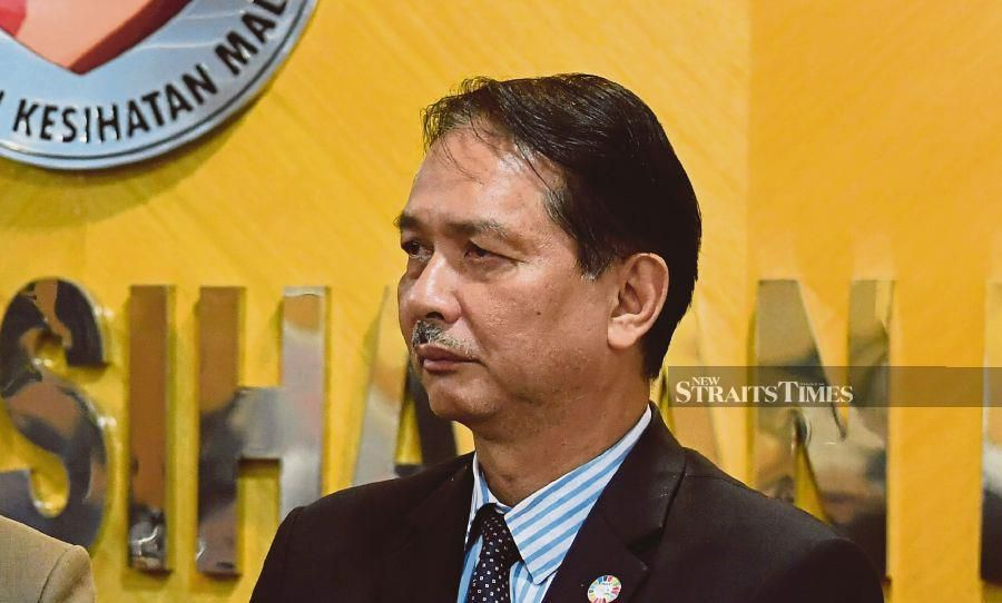 The cumulative number of positive 2019 novel coronavirus cases in Malaysia remains at eight, said Health director-general Datuk Dr Noor Hisham Abdullah. BERNAMA