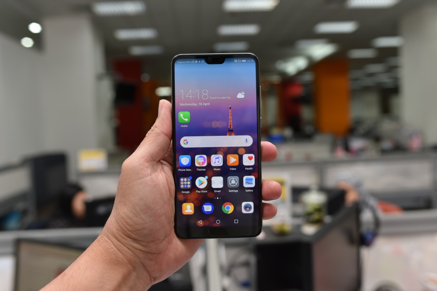 Tech review] Huawei P20 Pro: A step ahead in 'phonegraphy