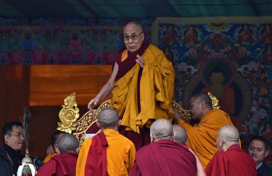 Dalai Lama 'deeply sorry' for comments on women | New