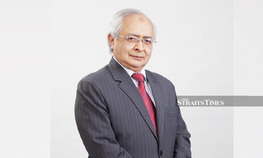 Academician Senior Professor Datuk Dr Khalid Yusoff