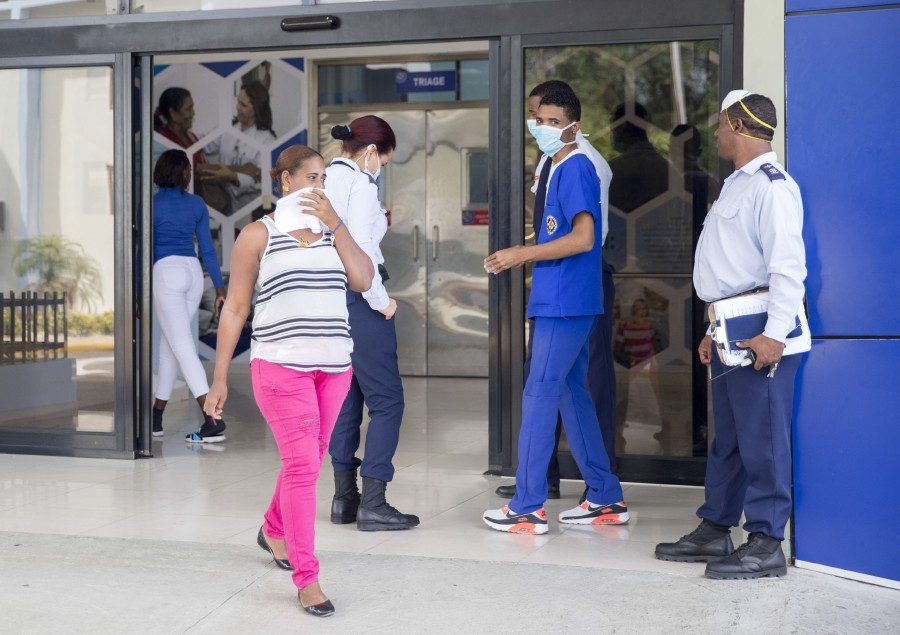 Covid-19 reaches Caribbean with first Dominican Republic case